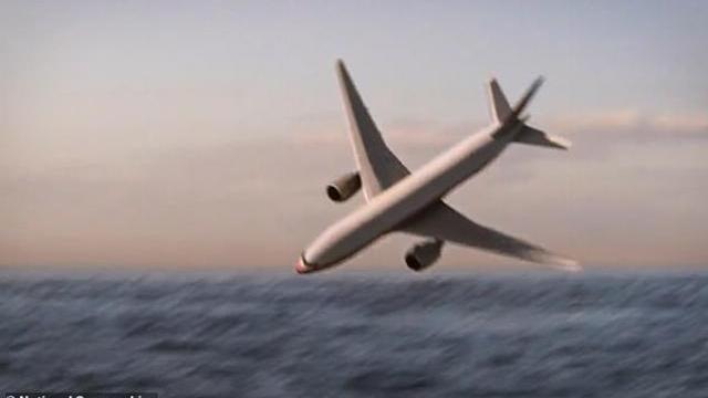 Giả thuyết về giây phút cuối cùng của MH370 tái hiện bằng công nghệ 3D