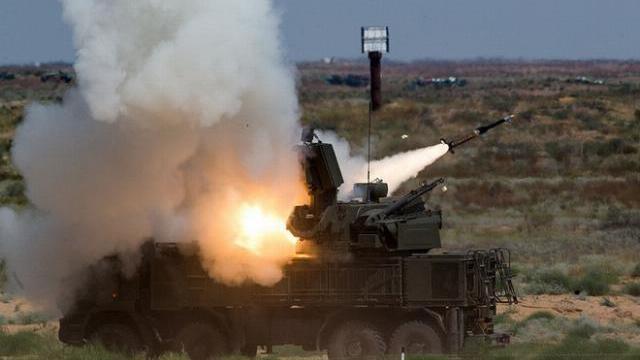 Nga điều thêm một loạt hàng nóng tới Syria hiệp đồng tác chiến