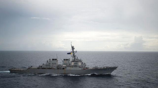 Máy bay trinh sát Mỹ bị Trung Quốc yêu cầu rời Biển Đông 'ngay lập tức'