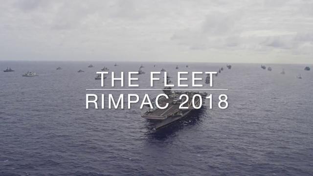 Cuộc tập trận RIMPAC 2018
