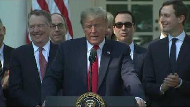 """Tổng thống Mỹ ca ngợi Canada, Mexico là đối tác thương mại """"tuyệt vời"""""""