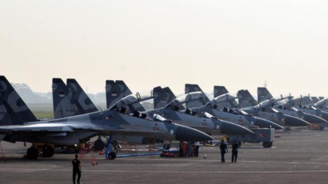 Mỹ bắn hạ Su-35 Nga ở Indonesia Đòn đánh hữu hiệu đầu tiên