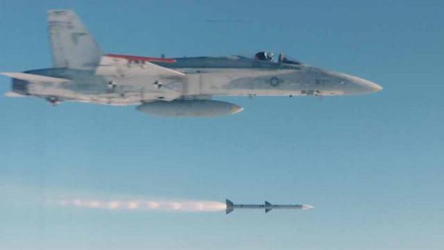 Mỹ tung video bắn hạ tiêm kích Su-22 Syria
