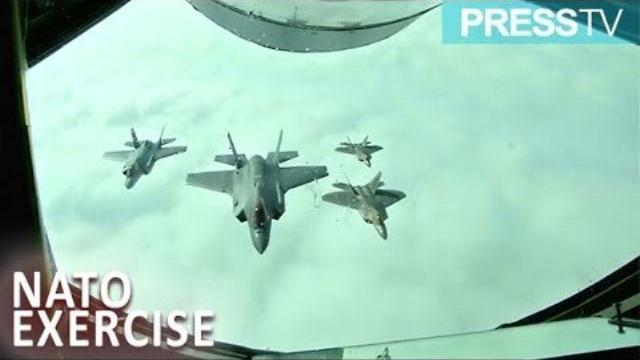 NATO tập trận ở Na Uy