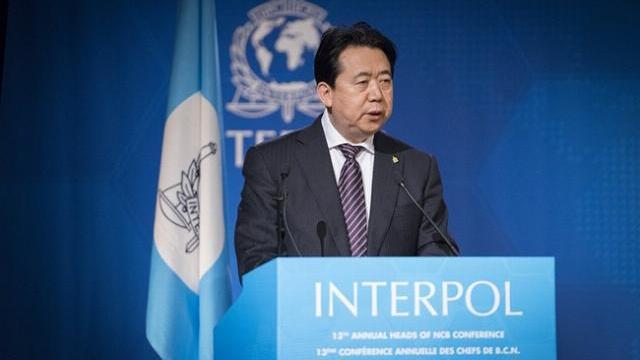 Chủ tịch Interpol mất tích, Trung Quốc xác nhận đang điều tra