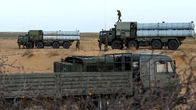 Nga cấp miễn phí 24 bệ phóng tên lửa S-300 cho Syria
