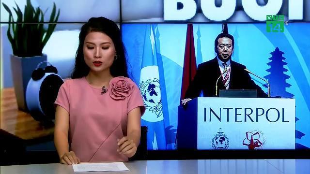 """Chủ tịch Interpol gửi """"ám hiệu"""" cho vợ trước khi bị bắt"""