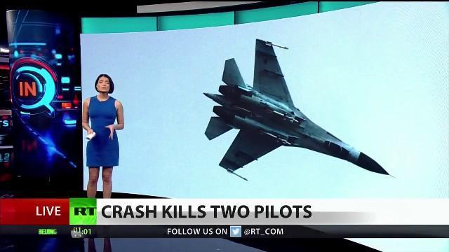 Phi công Mỹ thiệt mạng trên Su-27 Ukraine