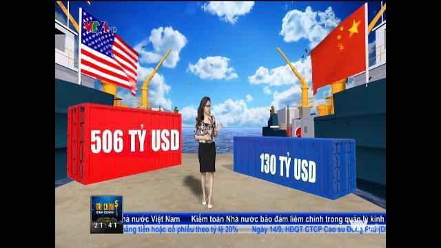 Toàn cảnh chiến tranh thương mại Mỹ- Trung