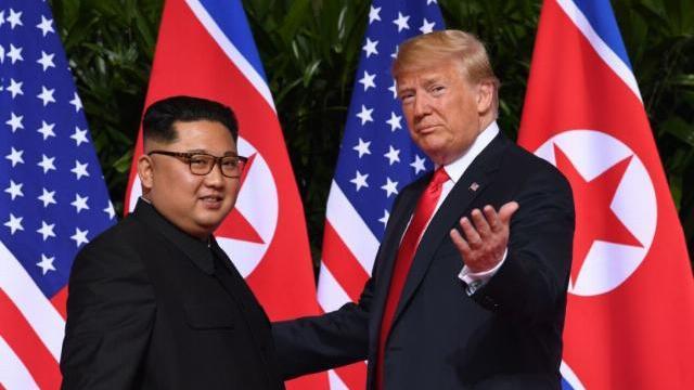 Trump: Kim Jong Un thích video cảnh phồn vinh Mỹ chiếu tại hội đàm
