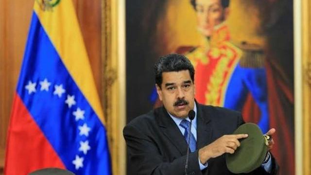 Tổng thống Venezuela kêu gọi ủng hộ của nhân dân Hoa Kỳ