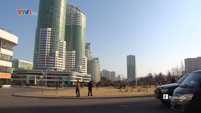 Một góc nhìn rất khác về Thủ đô Bình Nhưỡng của Triều Tiên mà không phải ai cũng biết đến
