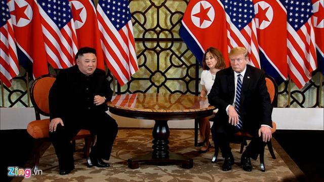 Chủ tịch Kim Jong-un trả lời phóng viên Washington Post