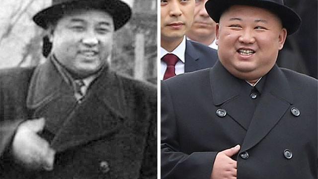 Bàn tay phải kỳ lạ ẩn trong áo khoác của ông Kim Jong Un