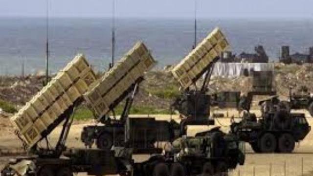 Hệ thống tên lửa phòng không Patriot của Mỹ