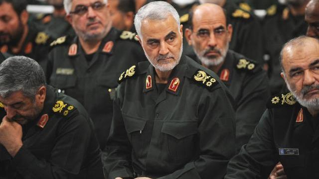 Mỹ ám sát tướng Iran trong cuộc không kích ngay tại sân bay