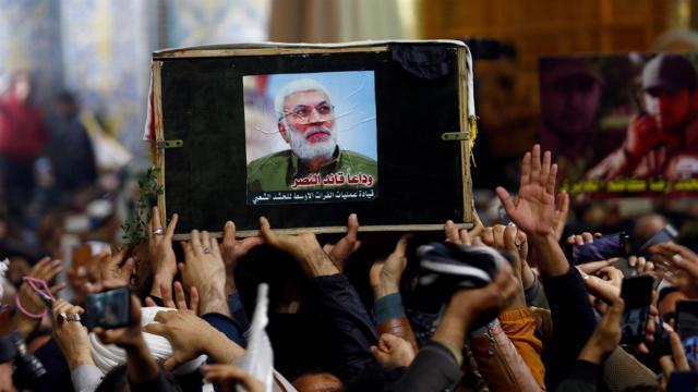 [VIDEO] Iran gọi Tổng thống Trump là 'kẻ khủng bố mặc âu phục'