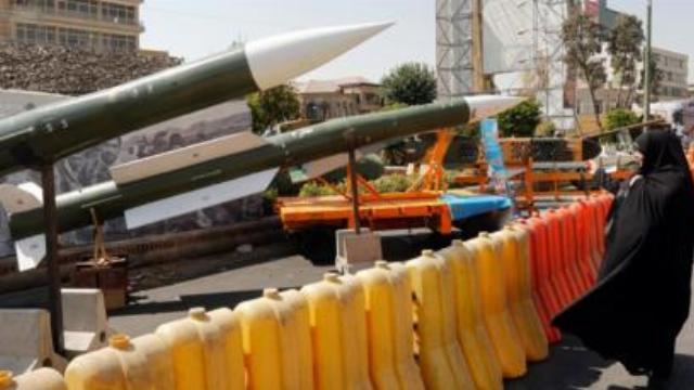 Hệ thống tên lửa đạn đạo khủng của Iran