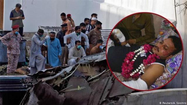 Người sống sót kể chuyện nhảy khỏi máy bay Pakistan