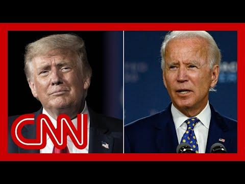 Livestream: Tranh luận Tổng thống trên đài CNN