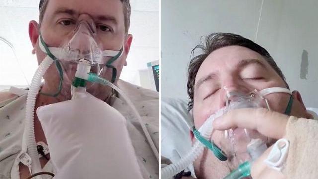 """Bệnh nhân Covid-19 Mỹ thừa nhận """"sai lầm"""" đau đớn vì Anti Vaccine"""