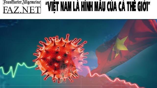 """FAZ: """"Việt Nam là hình mẫu của cả thế giới"""""""
