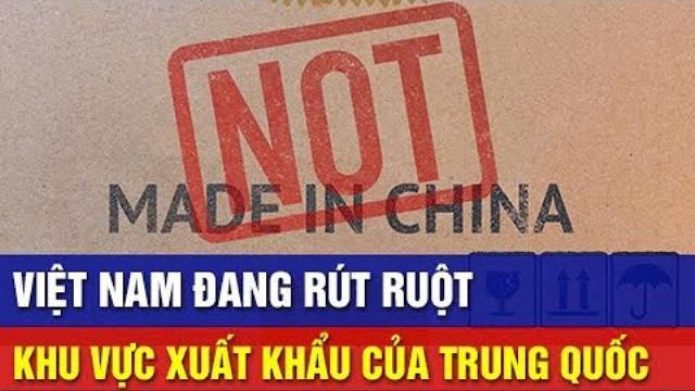 Asia Times: Nhiều Hãng Chuyển Sang Việt Nam, Các Tỉnh Của Trung Quốc Cầu Cứu