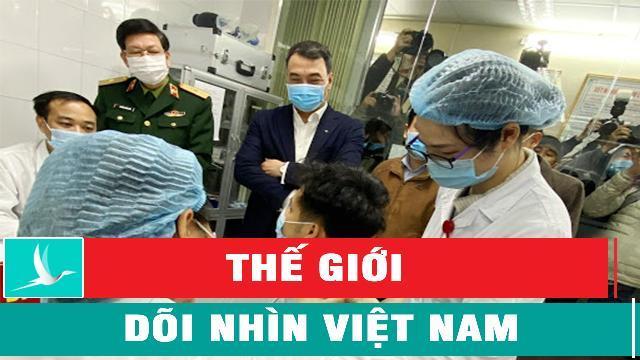 Thế giới dõi nhìn Việt Nam