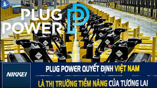 Nikkei: Tập đoàn sản xuất pin nhiên liệu Mỹ quyết định Việt Nam là thị trường tiềm năng của tương lai