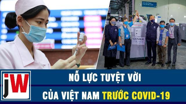 Jungewelt: Nỗ lực tuyệt vời của Việt Nam trước Covid-19