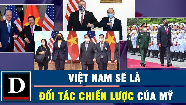 Diplomat: Việt Nam sẽ là đối tác chiến lược của Mỹ