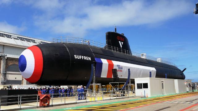 Báo Mỹ chỉ ra 3 lý do Mỹ nên mua tàu ngầm Pháp cho Việt Nam