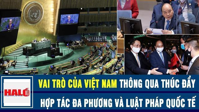 Truyền thông Séc đánh giá tích cực vai trò của Việt Nam thông qua thúc đẩy hợp tác đa phương và luật pháp quốc tế