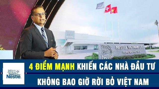 Chuyên gia kinh tế chỉ ra 4 điểm mạnh khiến các nhà đầu tư không bao giờ rời bỏ Việt Nam