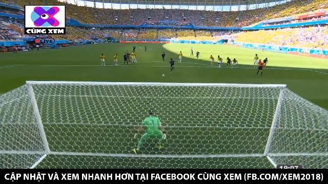 Hậu vệ Colombia bị thẻ đỏ, Kagawa mở tỉ số cho Nhật trên chấm Penalty
