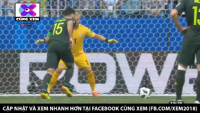 Công nghệ Var giúp Australia gỡ hòa trên chấm penalty