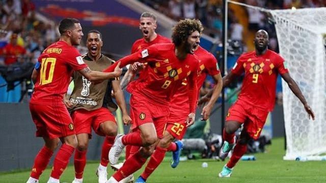Hạ Nhật Bản 2- 3: Bỉ lội ngược dòng nghẹt thở