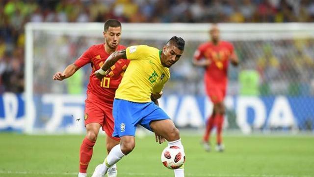 Brazil - Bỉ: Giấc mơ vàng dang dở của Brazil