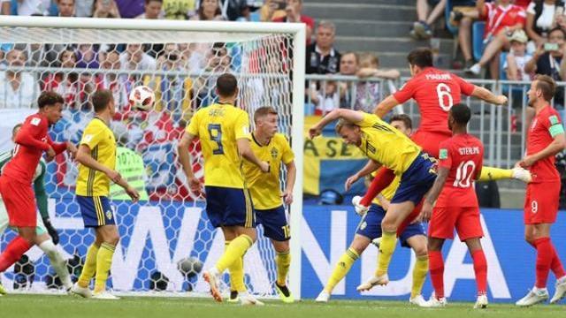 Thụy Điển 0-2 Anh ĐT Anh chính thức có vé vào bán kết