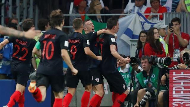 Croatia 2-1 Anh: 'Tam sư' gục ngã, Croatia lội ngược dòng đầy kịch tính