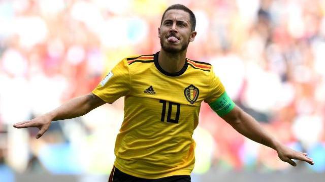 """Tổng hợp bàn thắng World Cup Bỉ - Anh: Cách biệt quá lớn, tuyển Anh """"về nước"""""""