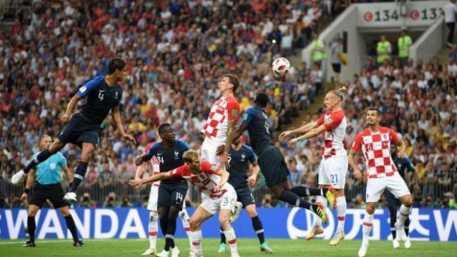 Diễn biến trận đấu Pháp - Croatia: Cơn mưa 6 bàn, đăng quang xứng đáng cho Pháp