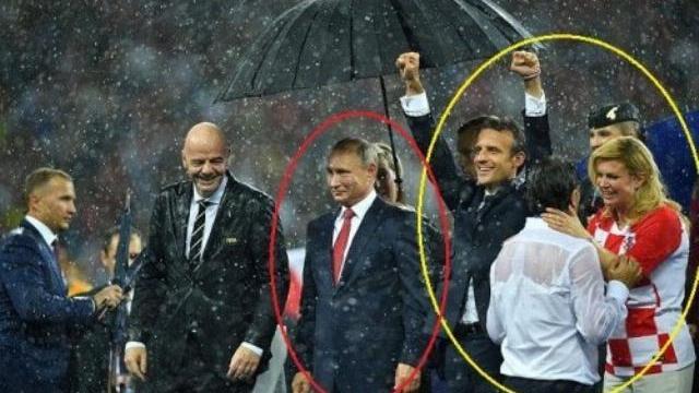Chỉ có thể là Tổng thống Nga Putin!
