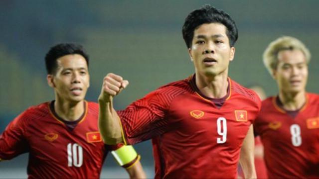 Highlights Olympic Việt Nam 1-0 Olympic Bahrain: Công Phượng tỏa sáng