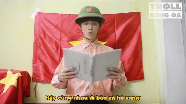 Lời kêu gọi toàn quốc đi bão cổ vũ Olympic Việt Nam tại Asiad 2018