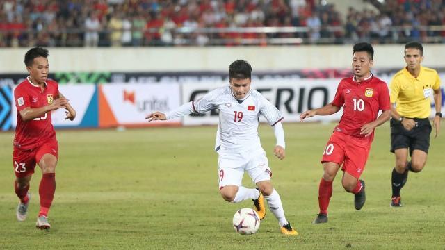 Video tổng hợp trận Lào 0-3 Việt Nam