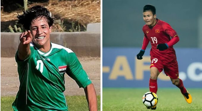 Trực tiếp Việt Nam vs Iraq