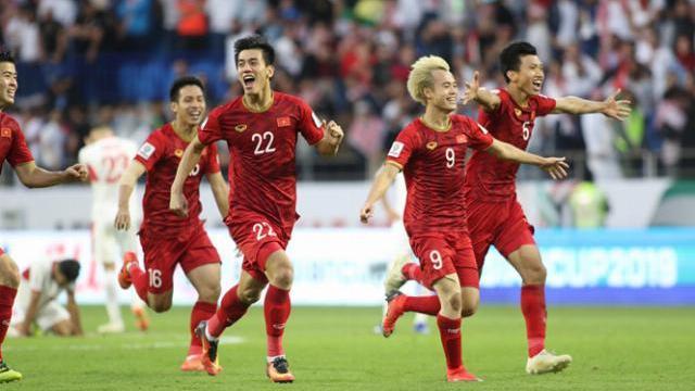 Vòng 1/8 Asian Cup 2019: Jordan 1-1 Việt Nam (luân lưu 2-4)