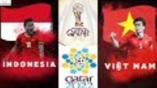 TRỰC TIẾP TRẬN INDONESIA - VIỆT NAM | VÒNG LOẠI WORLDCUP 2022