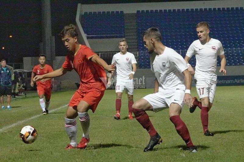 Trực tiếp U21 Việt Nam vs U21 Nhật Bản